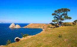 Lake Baikal. Summer Day Royalty Free Stock Photos