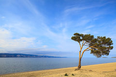 Lake Baikal. Summer Day Royalty Free Stock Image