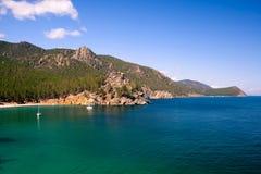Lake Baikal. Summer Day Stock Images