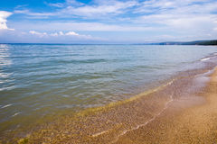Lake baikal2 Royalty Free Stock Photos
