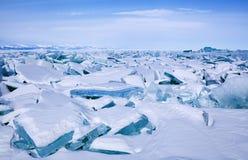 Lake of Baikal Stock Photography