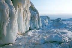 Lake of Baikal Royalty Free Stock Photos
