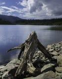 Lake Bajer, Croatia Stock Photo