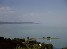 Lake Balaton Stock Image