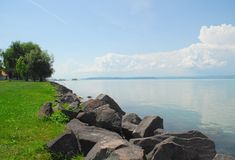 Lake Balaton Royalty Free Stock Image
