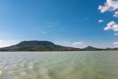 Lake Balaton at Badacsony, Hungary Royalty Free Stock Photo