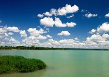 Lake Balaton Hungary Stock Photography