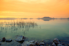 Lake Balaton-Hungary Royalty Free Stock Image