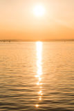 Lake Balaton, Hungary Royalty Free Stock Image