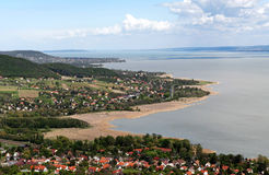 Lake Balaton,Hungary Stock Photo