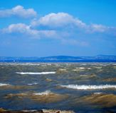 Lake Balaton royalty free stock photos