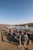 Lake Baldeney (Baldeneysee) Stock Image