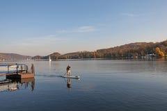 Lake Baldeney Royalty Free Stock Images