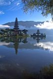 Lake at Bali Royalty Free Stock Images