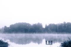Lake bank Royalty Free Stock Image