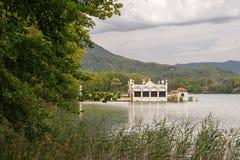Lake Banyoles Stock Image