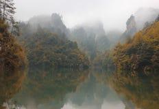Lake Baofen, China Royalty Free Stock Image