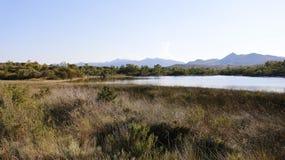 Lake Baratz Stock Photography