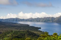 Lake Batur Kintamani Royalty Free Stock Photo