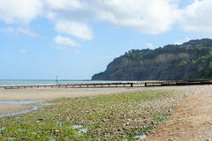 Lake Beach - Sandown. Isle of Wight Stock Photo