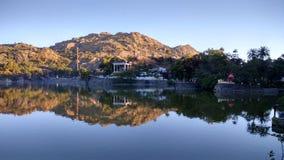 Lake. Beautiful Lake Click stock photo