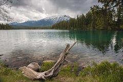 Lake Beauvert Royalty Free Stock Photos