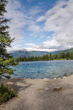 Lake Beauvert Royalty Free Stock Photo