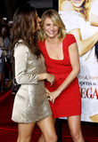 Lake Bell and Cameron Diaz Royalty Free Stock Photo