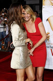 Lake Bell and Cameron Diaz Royalty Free Stock Image