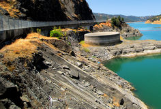 Lake Berryessa Royalty Free Stock Photo