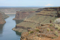 Lake Billy Chinook Royalty Free Stock Photography