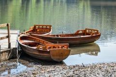 Lake Biograd in Montenegro Stock Images