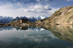 Lake Blanc Stock Photo