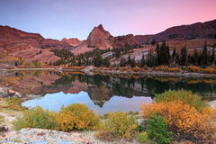 Free Lake Blanche In The Wasatch Mountains. Royalty Free Stock Image - 60229676