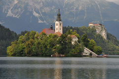 Lake Bled Stock Images