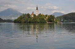 Lake Bled Stock Photography