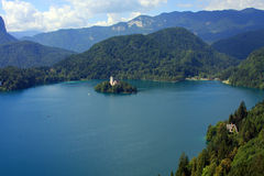 Free Lake Bled Royalty Free Stock Photos - 6214748