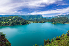 Lake of Bled Stock Photography