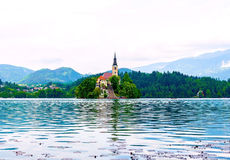 Lake Bled Stock Photos