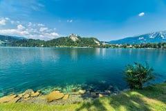 Lake Bled Royalty Free Stock Image