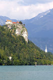 Lake Bled, Croatia Royalty Free Stock Images