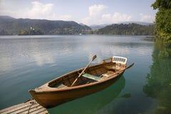 Lake Bled Slovenia Royalty Free Stock Photography