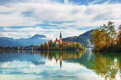 Free Lake Bled, Slovenia Royalty Free Stock Images - 218511059