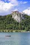 Lake Bled Slovenia Stock Photo