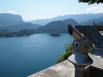 Lake Bled, Slovenia Royalty Free Stock Photo