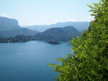 Lake Bled, Slovenia Stock Photography