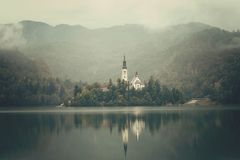 Lake Bled, Slovenia, Europe Royalty Free Stock Image