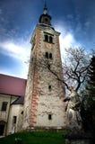Lake Bled - Slovenia. Slovenia Royalty Free Stock Images