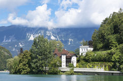 Lake Bled Slovenia Royalty Free Stock Photography