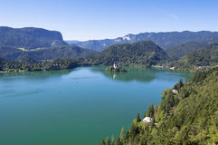 Lake Bled Slovenia Royalty Free Stock Image